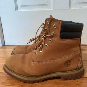Timberland Boots Women's Size 8.5